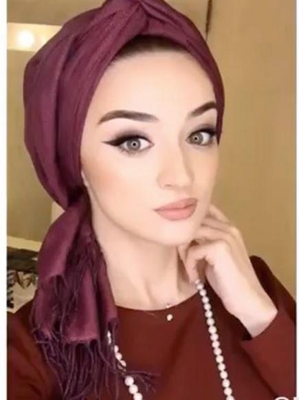 Vidéo Tutoriel Facile Et Rapide Pour Réaliser Un Hijab Moderne
