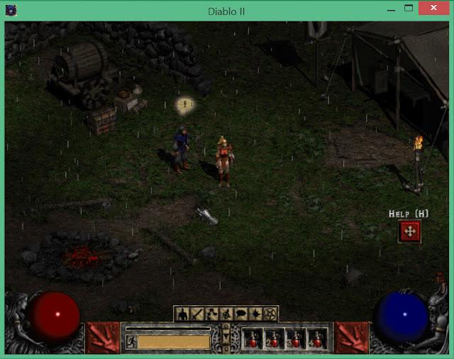 Diablo 2 Screenshot