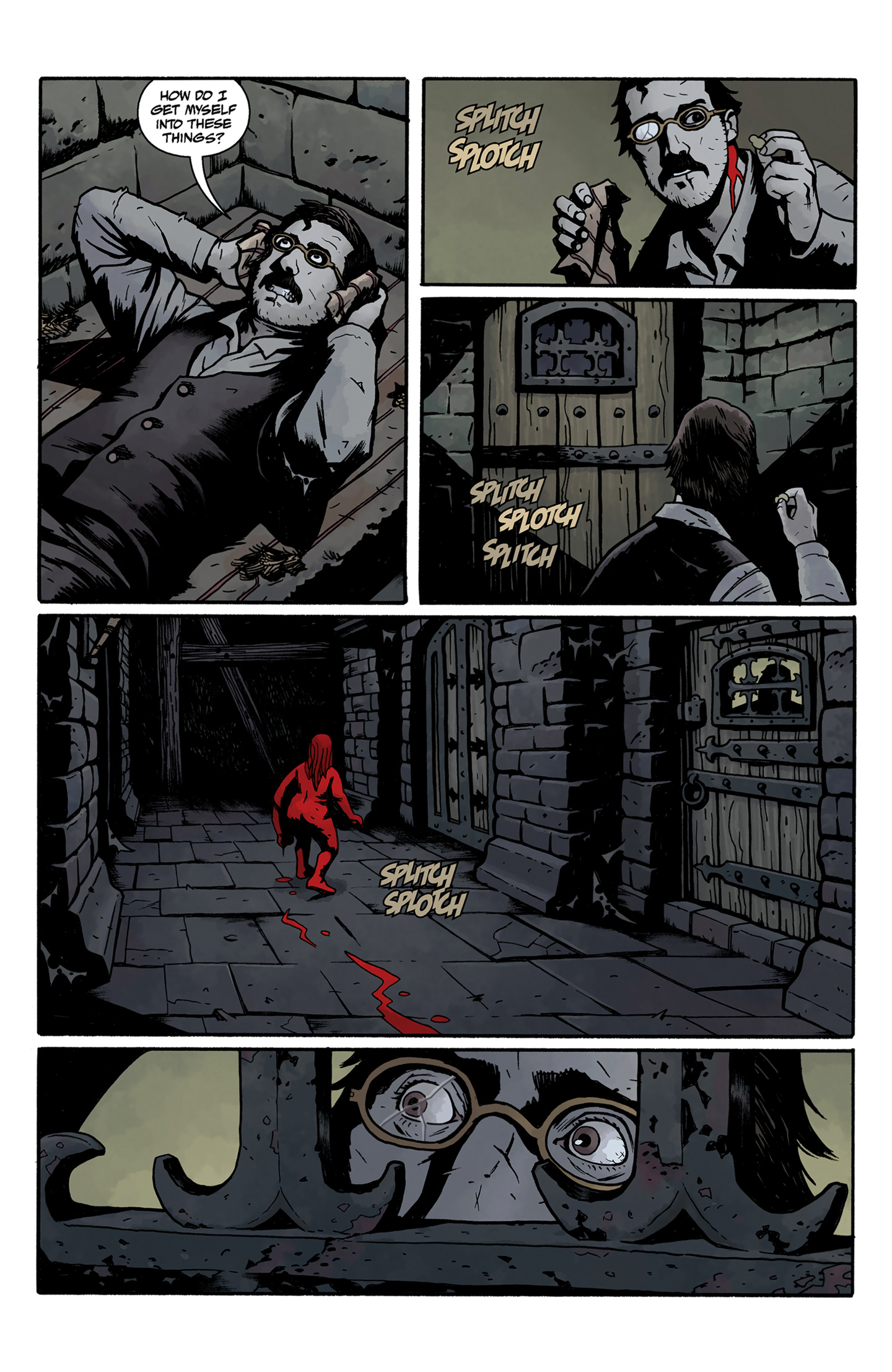 Read online Baltimore: The Curse Bells comic -  Issue #5 - 8