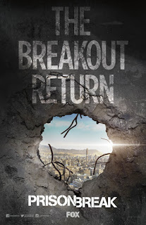 Prison Break Season 5 Poster 4
