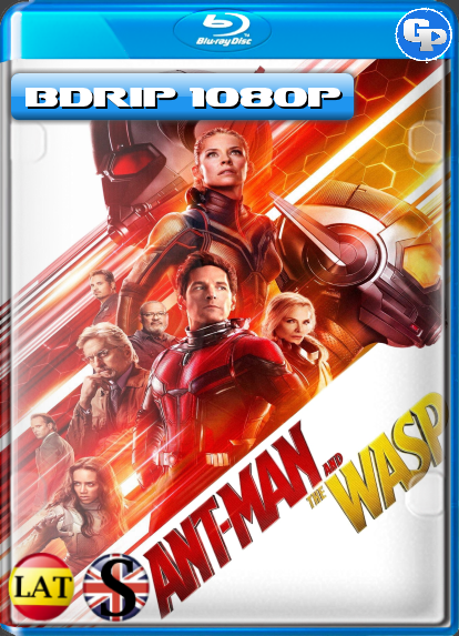Ant-Man y la Avispa (2018) BDRIP 1080P LATINO/INGLES