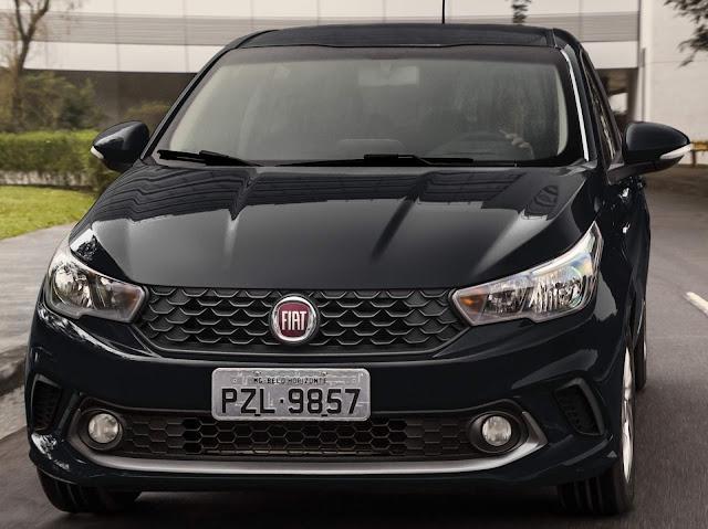 Novo Fiat 2018 Automatizado GSR - Preto