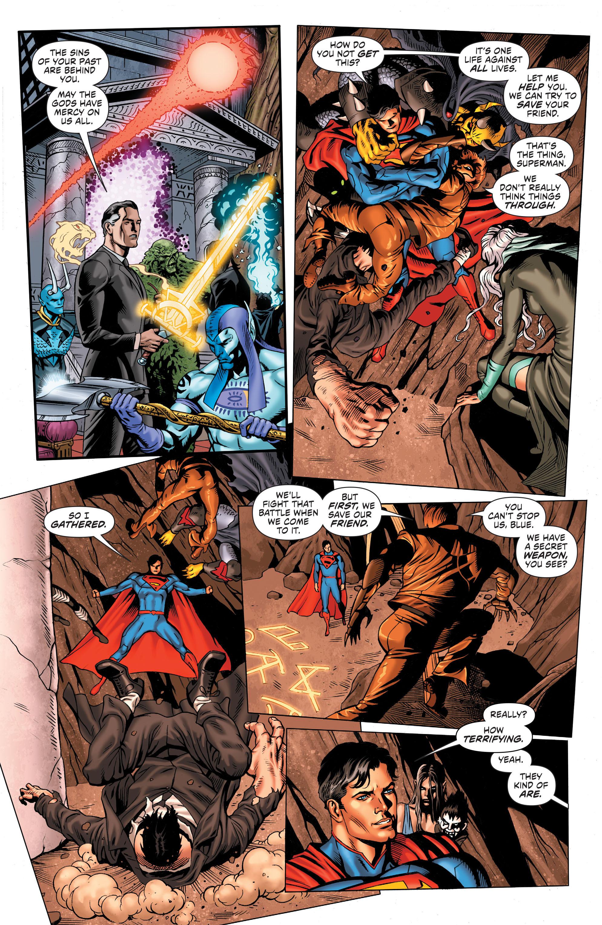Read online Secret Six (2015) comic -  Issue #10 - 16