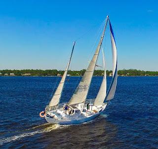 gulf shores, orange beach, sailing, cruise, charter, sailboat, trip, trips