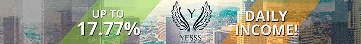 Баннер Yesss Capital LTD