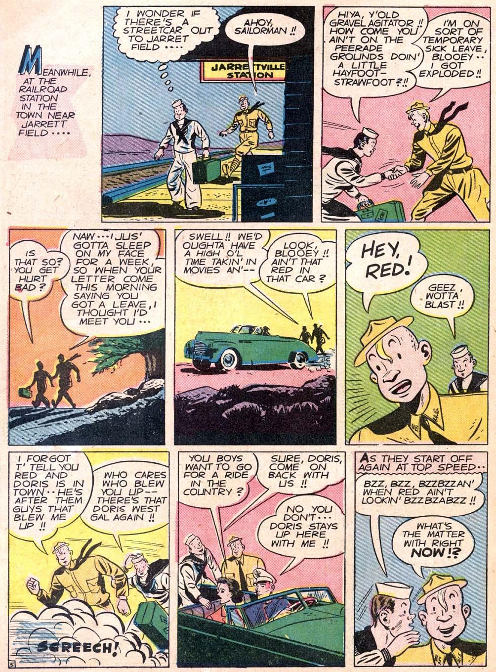 Read online All-American Comics (1939) comic -  Issue #30 - 24