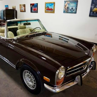 """FORSALE : 70's 280SL """"Pagoda"""" Benz"""