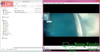 Cara Memasang Subtitle Pada Film di Laptop atau Komputer