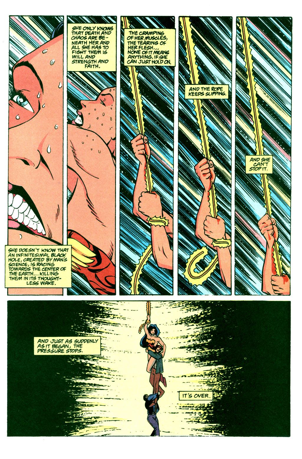 Read online Wonder Woman (1987) comic -  Issue #77 - 21