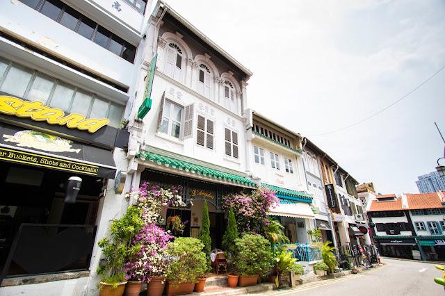Club street-Singapore