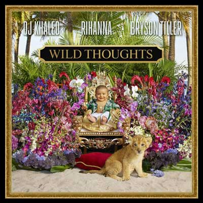 Wild Thoughts Song Lyrics From Grateful