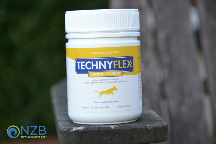 Technyflex with green lipped mussel helps restore mobility