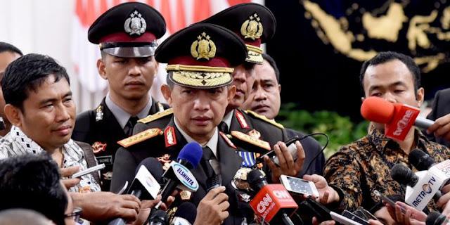 Mantap..!!! Tito Karnavian Janji Akan Reformasi Polri Terkait Korupsi, Kekerasan, dan Sikap Arogan