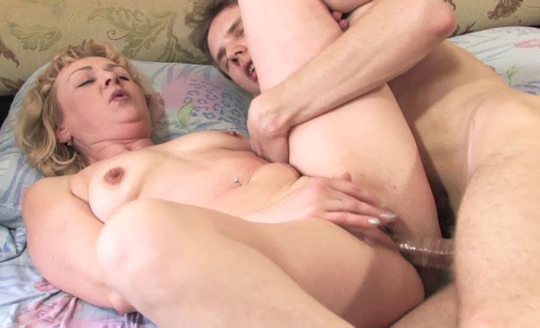 son and mother having sex