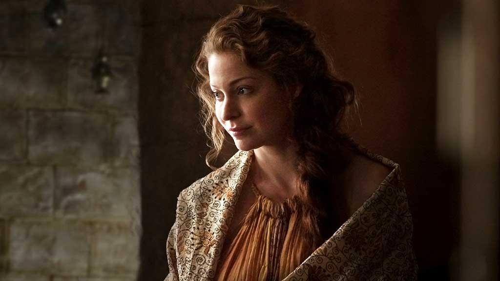 Who is the sexiest female character in game of thrones