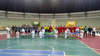 Final do Campeonato Inter-Firmas de Futsal de Registro-SP
