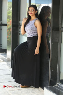 Actress Nithya Sheety Pictures at Ramasakkanodu Movie Opening  0328