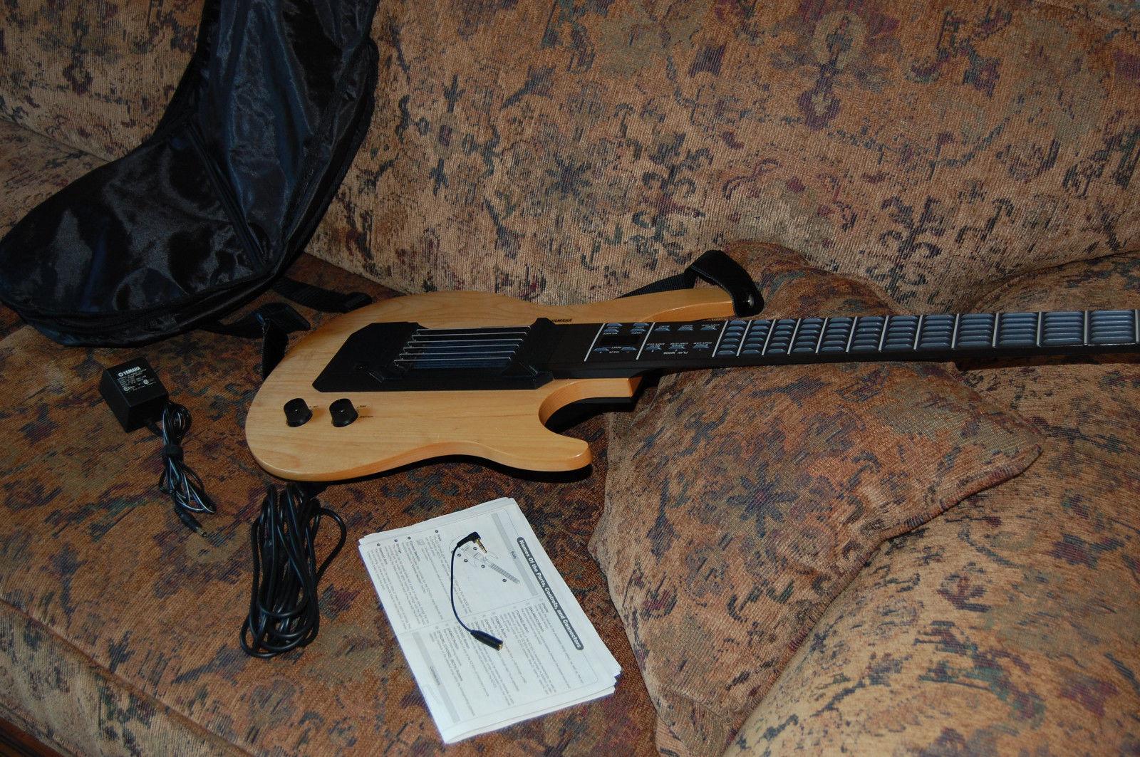 matrixsynth yamaha ez eg ezeg digital midi guitar synthesizer. Black Bedroom Furniture Sets. Home Design Ideas