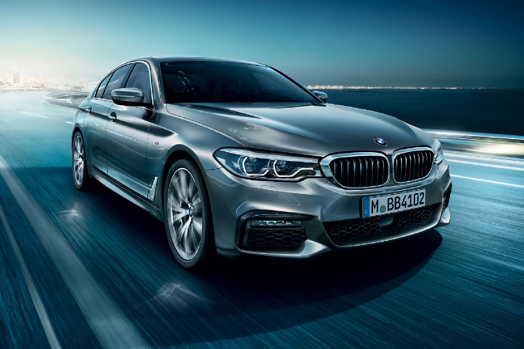 New BMW 5-series,CAR NEWS