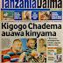 HAYA HAPA MAGAZETI YA LEO JUMAMOSI FEBRUARI 24,2018 - NDANI NA NJE YA TANZANIA