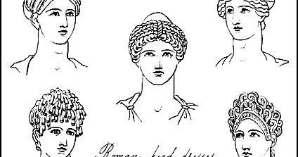 Fryzjerstwo I Kosmetyka Historia Fryzjerstwa Rzym