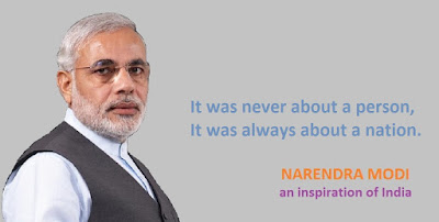 Famous Positive Quotes By Narendra Modi
