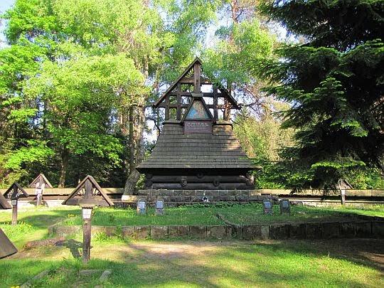 Cmentarz wojenny nr 60 - Magura Małastowska.