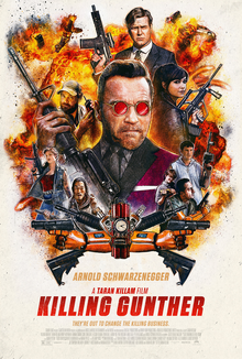 Killing Gunther movie poster