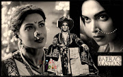 Bajirao Mastani actors look