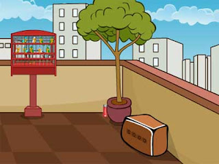 Juego Top Roof Escape Solución