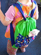 Kids' Library Bag Backpack