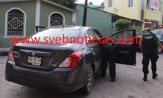 Balean a hijo del exdiputado Gaudencio Hernandez Burgos en Poza Rica Veracruz