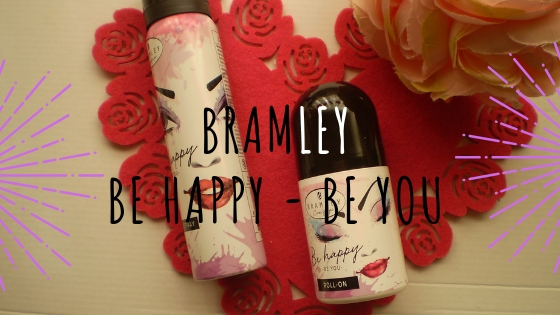 Bramley | Be Happy Be You | Body Spray & Roll On