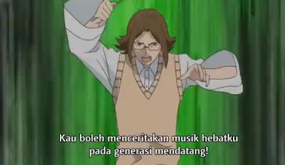 Gakuen Basara Episode 4 Subtitle Indonesia