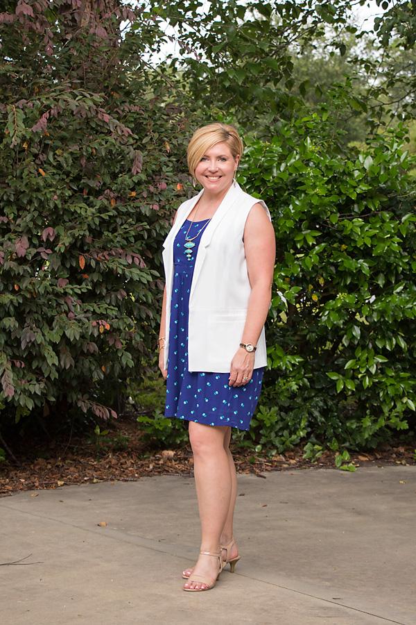 summer fashion, sleeveless vest