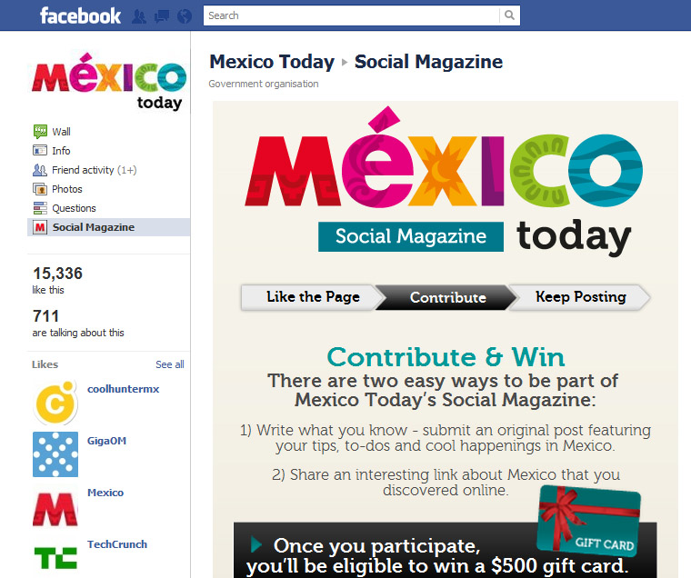 A Canuck in Mexico: Mexico Today Social Magazine wants YOU