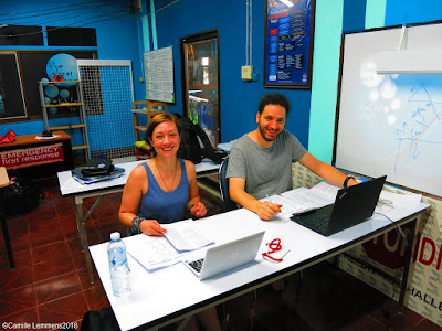 PADI IDC on Koh Lanta, Thailand for March 2018 has started