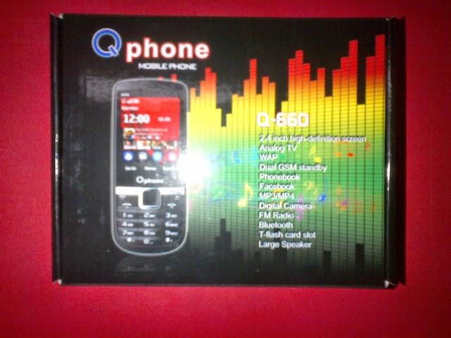 Qphone Q660 baru