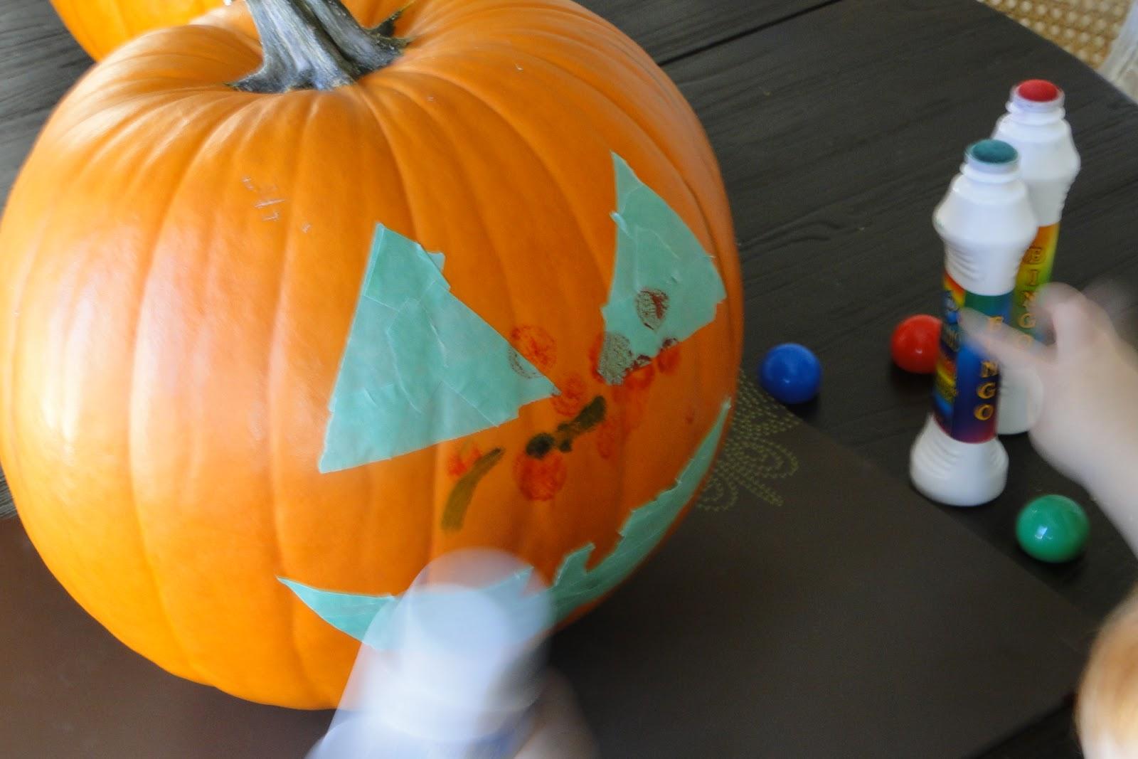 A Teacher At Heart Thanksgiving Centerpieces Pumpkin