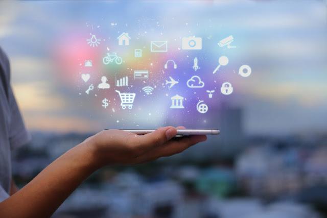 Las aplicaciones móviles son el futuro de la empresa