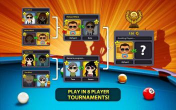Game 8 Ball Pool APK Latest Version 3.9.1