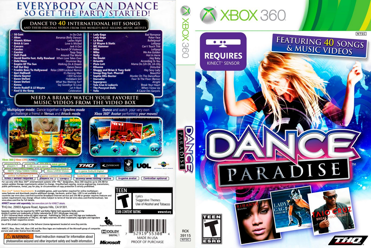torrent games xbox 360 kinect