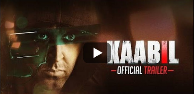 Kaabil Movie Trailer Images