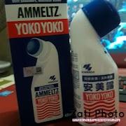 Ammeltz Yoko Yoko Hilangkan Lenguh Dan Sakit Otot