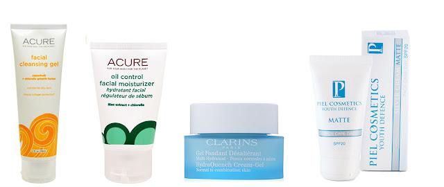 Догляд за шкірою влітку: матуючі засоби для жирної шкіри