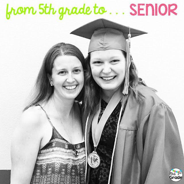 Keeping track of your students and watching them reach their life milestones is one of the most rewarding parts of teaching! I love knowing where my students are now, and the amazing things they are doing!