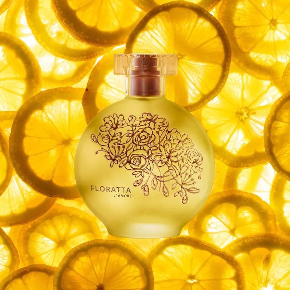 Novo Floratta L'amore, de O Boticário, inspirado nas surpresas da Costa Amalfitana