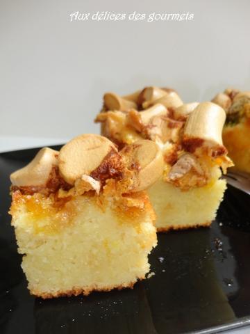 CAKE AUX MARSHMALLOWS