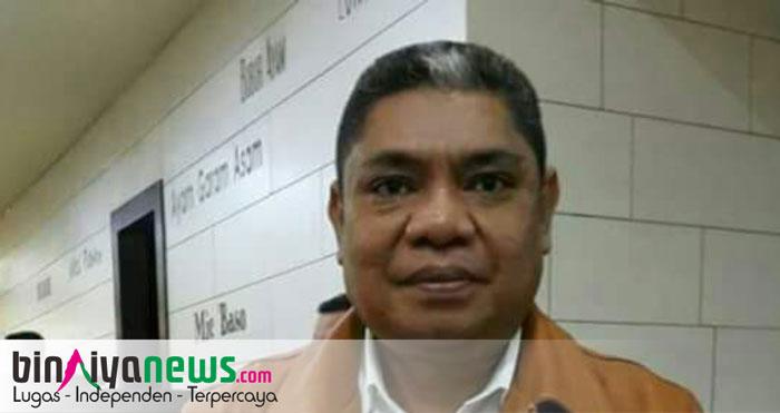 Kepala Kantor Pertanahan Kabupaten Maluku Tengah Tutup Usia