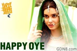Happy Oye – Happy Bhag Jayegi - Diana Penty